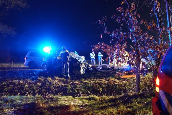 Een derde persoon is overleden aan de gevolgen van een ernstig ongeluk in Ruurlo op 5 februari.