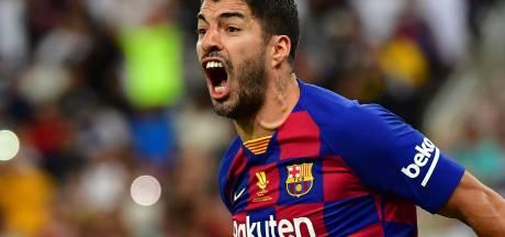 Luis Suarez serait tout proche de signer à l'Atlético Madrid