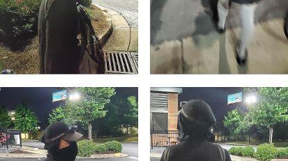 Politie Atlanta zoekt blanke vrouw die fastfoodrestaurant in brand stak na dodelijke arrestatie