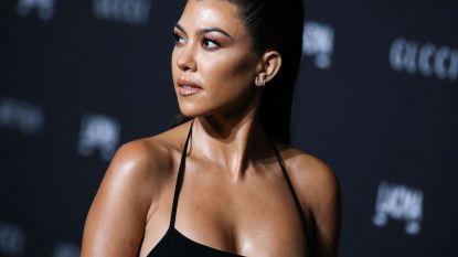 Kourtney Kardashian gaat naakt in GQ