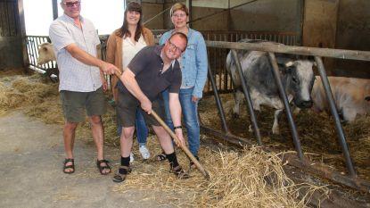 Al 15 jaar zorgboerderijen in West-Vlaanderen, Veurnse familie Ghyselen was één van de pioniers