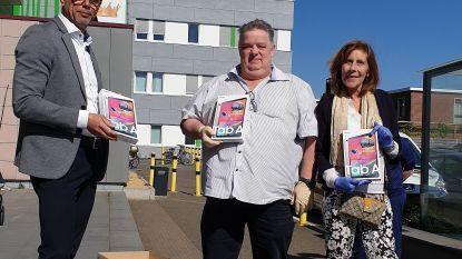 Studio Picobello schenkt 15 tablets aan Heilig Hartziekenhuis