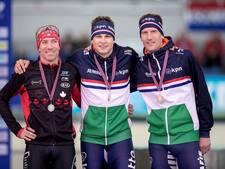 Kramer dankt Lossenaar Olde Heuvel na gewonnen rit : 'Dit komt nooit voor'