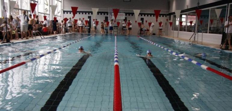 Het zwembad van Lichtervelde.