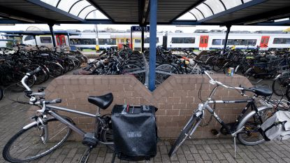 """""""Dringend grotere fietsenstalling nodig aan treinstation"""""""