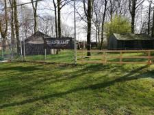Einde dreigt voor lasergamen op voetbalveld vanwege overlast voor paarden