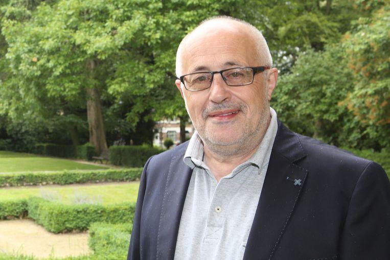 Patrick Grootjans was niet mals voor het huidige stadsbestuur.