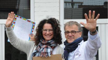 'Meneer Marc', die in 2006 prijs kreeg van koningin Paola, neemt na 42 jaar afscheid van Sint-Jansschool in Knokke