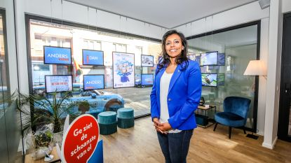 Anitha (41) kwam 11 jaar geleden in België wonen en heeft nu haar eigen immokantoor