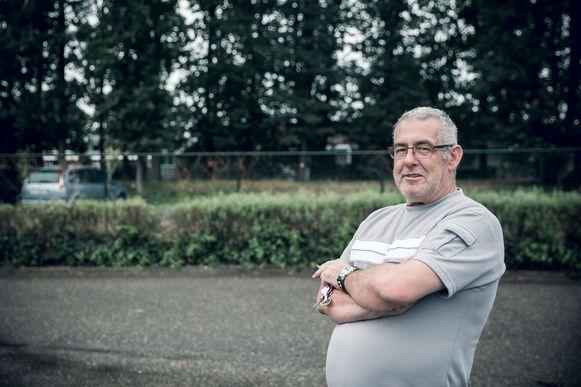 Dirk Martens, lid van de ouderraad van Sint-Barbara, wil duidelijkheid van de directie.