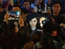 'Chinese overheid zit mogelijk achter vermissing populaire actrice'