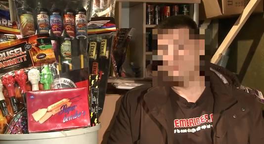 De eigenaar van het populaire YouTubekanaal Xtremerides1 is vanochtend opgepakt.