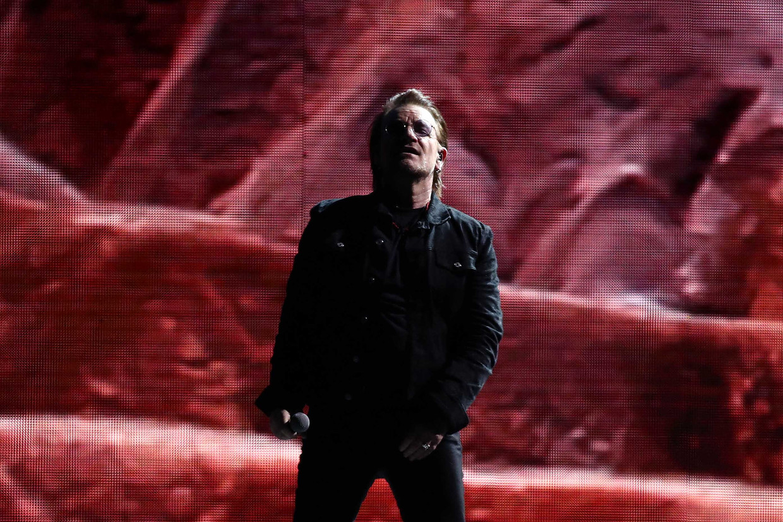 Bono Beeld Getty Images