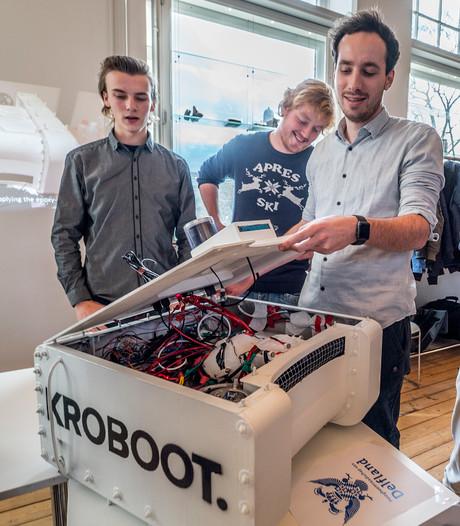 Robots tonen indrukwekkende kunsten: van kaas maken tot kroos opvreten