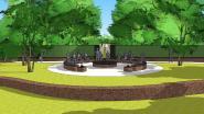 Begraafplaats minder toegankelijk door vergroeningswerken