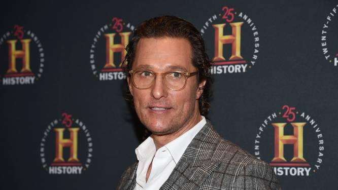 """Vader Matthew McConaughey stierf tijdens seks: """"Het was de dood die hij gewenst had"""""""