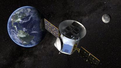 Gluren in de tuin van de buren: TESS-satelliet speurt naar exoplaneten waarop leven mogelijk is