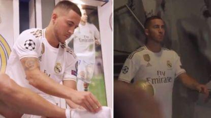 Real gunt fans blik achter de schermen van Hazard-voorstelling