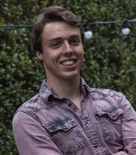 Stan Peters uit Den Bosch in landelijk bestuur Jonge Socialisten PvdA