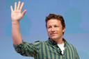Afscheid van Jamie Oliver in Tilburg.