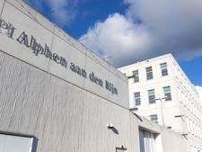 Opstand in gevangenis in Alphen