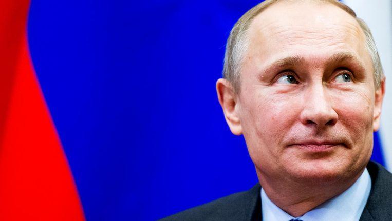 De hervorming van de veiligheidsdiensten zou vóór de Russische presidentsverkiezingen in 2018 afgerond moeten zijn. Beeld anp