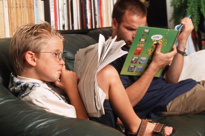 Lezen wordt nog iets gemakkelijker in Lievegem.