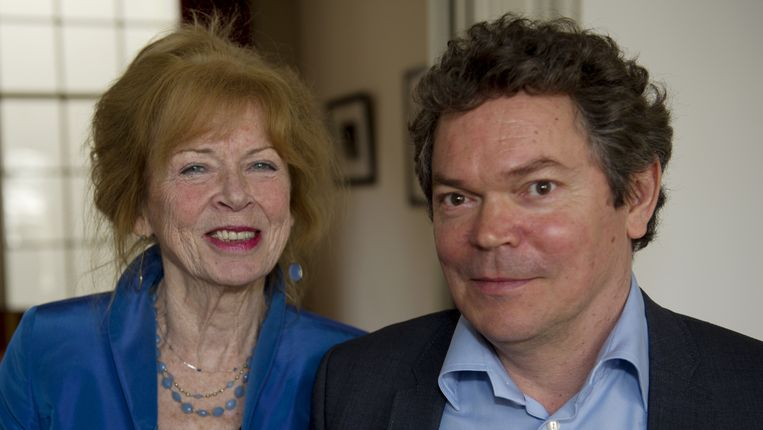 Sonja Barend en Coen Verbraak. Beeld ANP Kippa