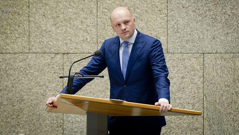 Boris van der Ham Beeld ANP