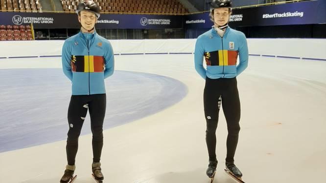 """Rino Vanhooren en Warre Van Damme na EK: """"We deden wat we moesten doen en mogen tevreden zijn"""""""