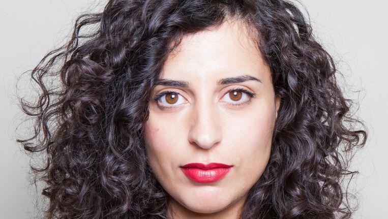 Nadia Ezzeroili. Beeld de Volkskrant
