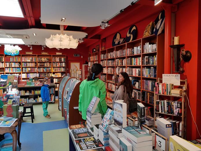 Boekhandel het Verboden Rijk in Oosterhout