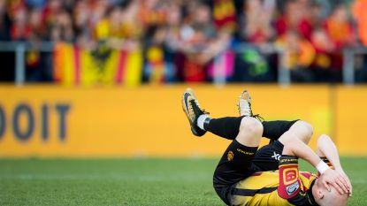 """Tranendal in Mechelen: """"Wij zijn knock-out"""", vertelt voorzitter. """"We degraderen door een mysterie"""", zegt coach Van Wijk"""