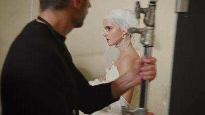 De eerste beelden van de nieuwe Pirelli-kalender met Emma Watson en Kristen Stewart