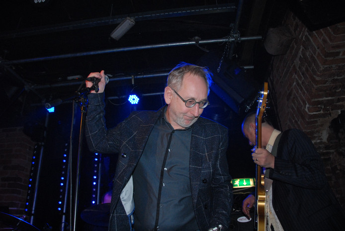 Presentator en kenner Marc Stakenburg