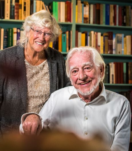 Tegenpolen, maar Steef en Reina uit Denekamp zijn toch al 65 jaar gelukkig met elkaar