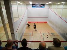 Squashers Twente winnen in Almere