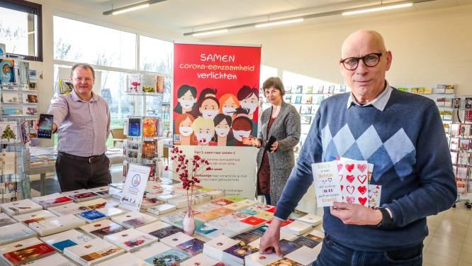Brugse pastoor verspreidt actie om elkaar te bellen, schrijven en ontmoeten in alle West-Vlaamse parochies