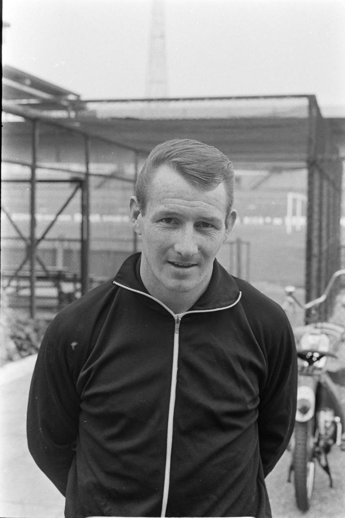 Harry Heijnen in 1968.