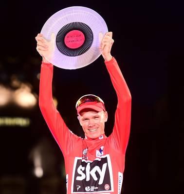 Positieve test Froome in Vuelta door hoge concentratie salbutamol