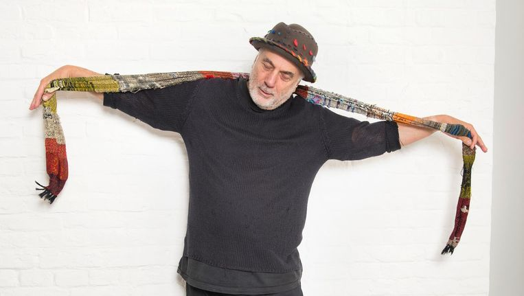 Ron Arad. Beeld Els Zweerink
