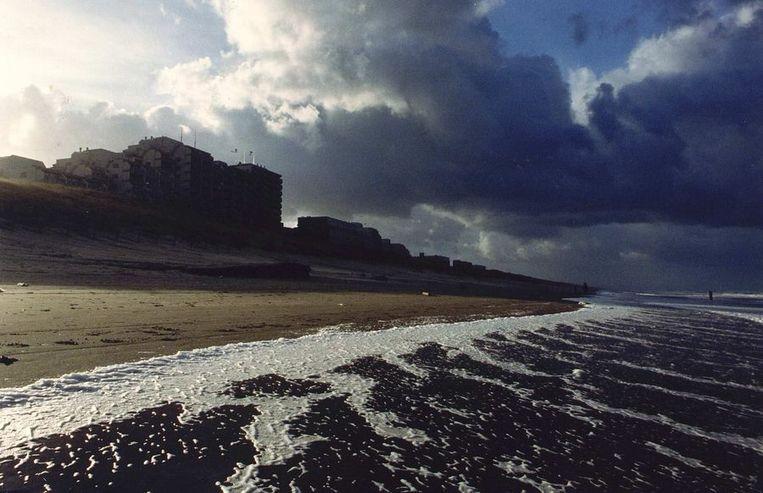 Het strand bij Noordwijk. Beeld ANP