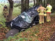 Twee gewonden bij eenzijdig ongeval in Gendringen