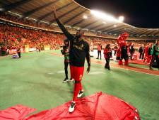 La petite attention des supporters qui n'a pas laissé Romelu Lukaku indifférent