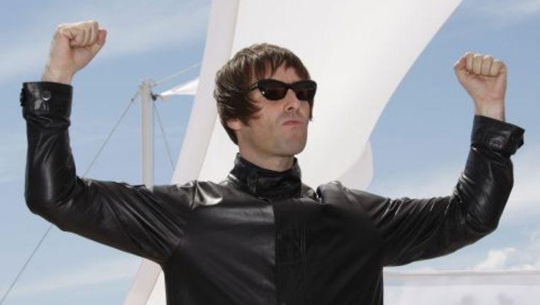 Zanger Liam Gallagher Beeld