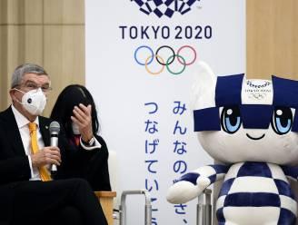 """""""Zoveel mogelijk atleten en toeschouwers vaccineren"""": IOC-baas Bach ziet Spelen sowieso mét publiek"""