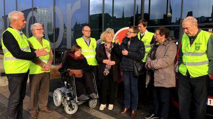 Twee nieuwe CNG-wagens voor Meer Mobiel Leuven