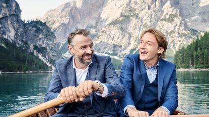 """Tom Waes en zoon Milo halen eindelijk verloren tijd in: """"Ik gebruik mijn vader nooit als referentiepunt, ik kan toch niet aan hem tippen"""""""