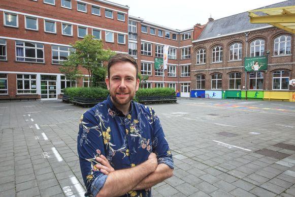 Adjunct-directeur Steven Beddeleem.