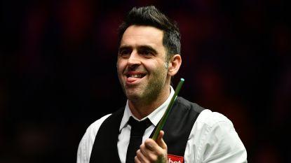 O'Sullivan pakt uit met straffe remonte in eerste ronde WK snooker